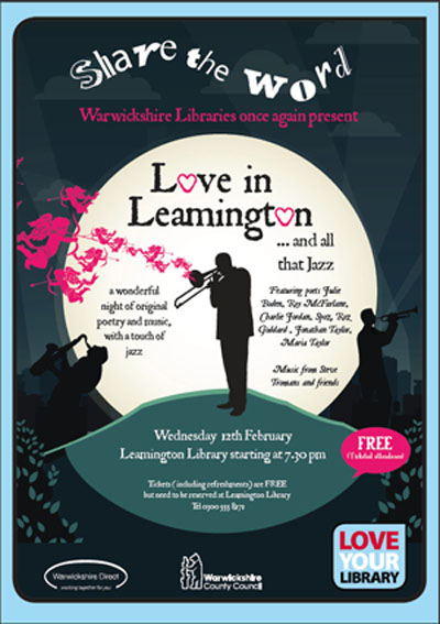 Poster for Love in Leamington 2013