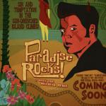 Paradise Rocks Poster