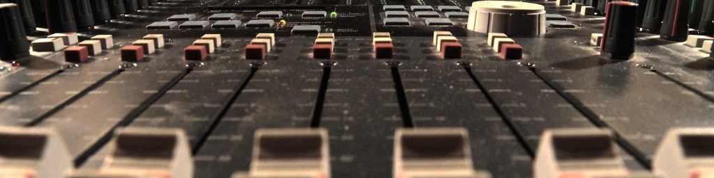 dVoiceBox mixer